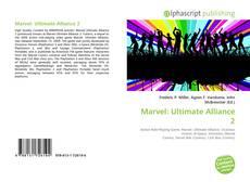 Bookcover of Marvel: Ultimate Alliance 2
