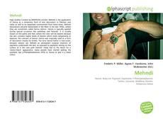 Обложка Mehndi