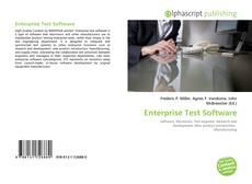 Copertina di Enterprise Test Software