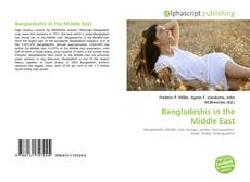Bookcover of Bangladeshis in the Middle East