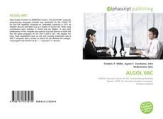 Bookcover of ALGOL 68C