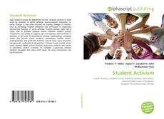 Student Activism的封面