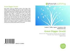 Bookcover of Grave Digger (truck)