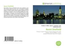 Bookcover of Baron Sheffield