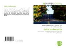 Copertina di Gallia Narbonensis