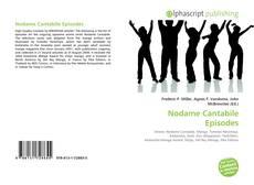 Bookcover of Nodame Cantabile Episodes