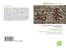 Bookcover of Sinogramme
