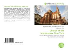 Bookcover of Church of the Intercession, New York