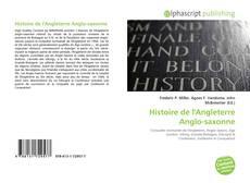 Buchcover von Histoire de l'Angleterre Anglo-saxonne