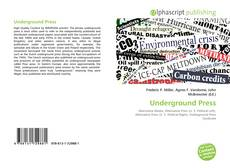 Обложка Underground Press