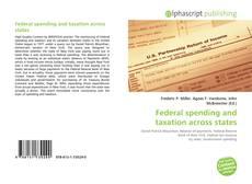 Capa do livro de Federal spending and taxation across states