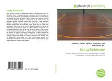 Bookcover of Craig Robinson