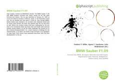 Couverture de BMW Sauber F1.09