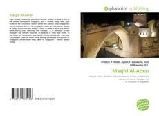 Masjid Al-Abrar kitap kapağı