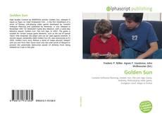Bookcover of Golden Sun