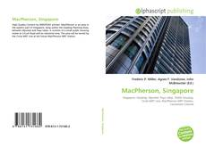Bookcover of MacPherson, Singapore