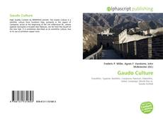 Copertina di Gaudo Culture