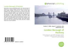 Bookcover of London Borough of Hackney