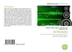 Couverture de DJ Champion