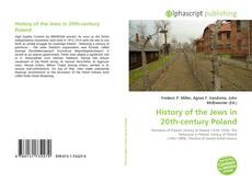 Couverture de History of the Jews in 20th-century Poland