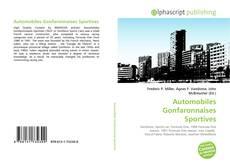 Bookcover of Automobiles Gonfaronnaises Sportives