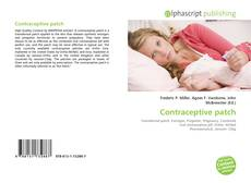Bookcover of Contraceptive patch