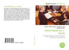 Bookcover of Aetna Health Inc. v. Davila