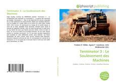 Copertina di Terminator 3 : Le Soulèvement des Machines
