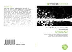 Capa do livro de Arrows A23