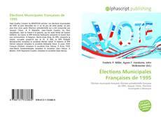 Portada del libro de Élections Municipales Françaises de 1995