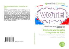 Portada del libro de Élections Municipales Françaises de 2001
