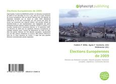 Buchcover von Élections Européennes de 2009
