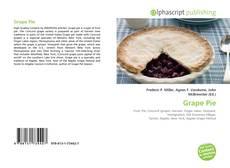 Portada del libro de Grape Pie