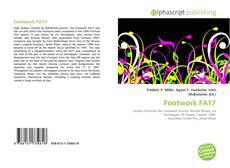 Bookcover of Footwork FA17