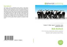 Bookcover of Bob Bullock