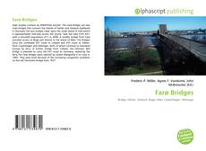 Bookcover of Farø Bridges
