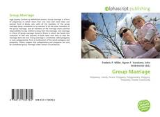 Buchcover von Group Marriage