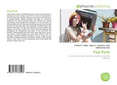Borítókép a  Pop Punk - hoz