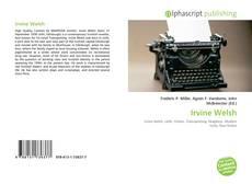 Irvine Welsh kitap kapağı