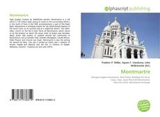 Bookcover of Montmartre