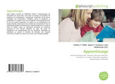 Couverture de Apprentissage
