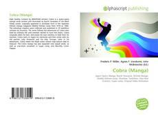 Copertina di Cobra (Manga)