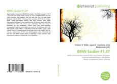 BMW Sauber F1.07的封面
