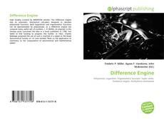Copertina di Difference Engine