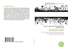 Capa do livro de Benetton B188