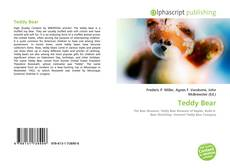 Bookcover of Teddy Bear