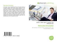 Обложка Hercules Emulator