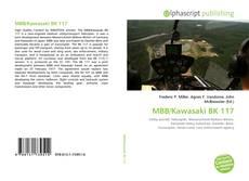 Bookcover of MBB/Kawasaki BK 117