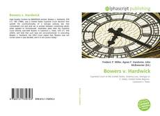Bookcover of Bowers v. Hardwick
