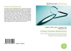 Bookcover of Clamp School Detectives